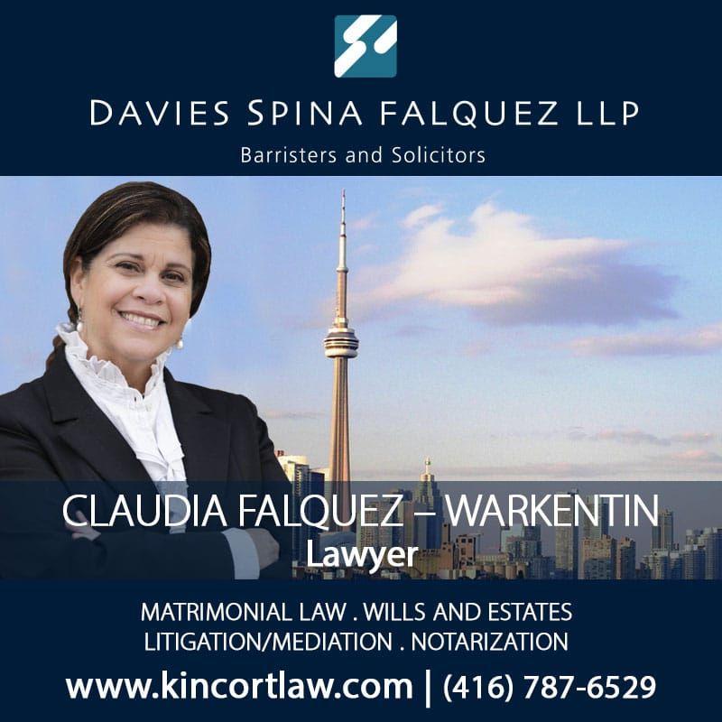 Claudia Falquez Warkentin