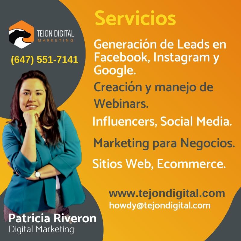 Patricia Riveron