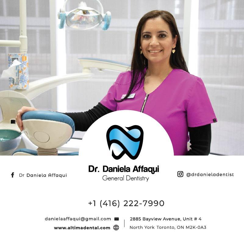 Dr. Daniela Affaqui